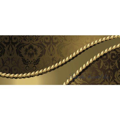 Barokk minta vlies poszter, fotótapéta 035VEP /250x104 cm/