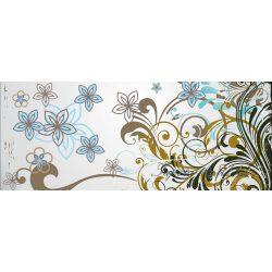 Virág minta vlies poszter, fotótapéta 037VEP /250x104 cm/