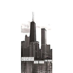 Urban City öntapadós poszter, fotótapéta 052SKT /91x211 cm/