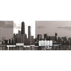 Urban City vlies poszter, fotótapéta 052VEP /250x104 cm/