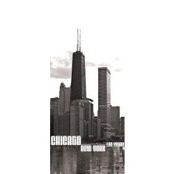 Urban City vlies poszter, fotótapéta 052VET /91x211 cm/