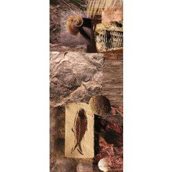 Kövület vlies poszter, fotótapéta 053VET /91x211 cm/