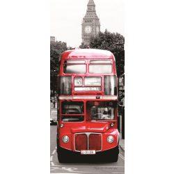 London öntapadós poszter, fotótapéta 059SKT /91x211 cm/