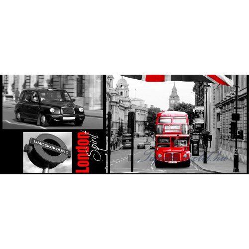 London poszter, fotótapéta 059VEP /250x104 cm/