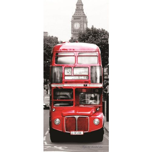 London vlies poszter, fotótapéta 059VET /91x211 cm/