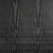 Gekkofix Wood Black öntapadós tapéta 45 cm x 15 m