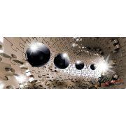 Absztrakt minta vlies poszter, fotótapéta 10233VEP /250x104 cm/