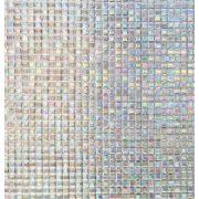 Gekkofix 3D little Tiles adhasiv statikus fólia 45 cm x 1,5 m