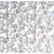 Gekkofix 3D Waves adhasiv statikus fólia 45 cm x 1,5 m