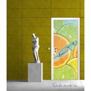 Citrus vlies poszter, fotótapéta 110VET /91x211 cm/