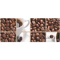 Kávé poszter, fotótapéta 114VEP /250x104 cm/