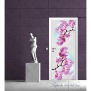 Orchidea vlies poszter, fotótapéta 116VET /91x211 cm/