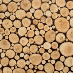 Gekkofix hasogatott fa mintás öntapadós tapéta 45 cm x 15 m