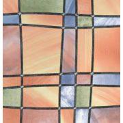 Gekkofix Barcelona Multi Coloured öntapadós üveg tapéta 67,5 cm x 15 m