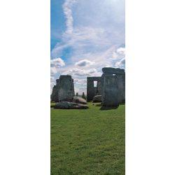 Stonehenge öntapadós poszter, fotótapéta 119SKT /91x211 cm/