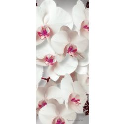 Virág minta öntapadós poszter, fotótapéta 1290SKT /91x211 cm/