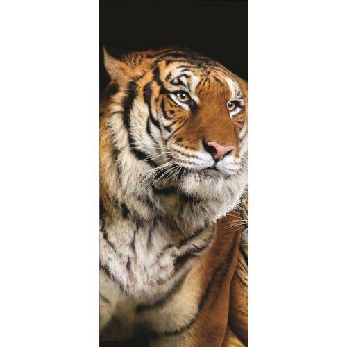 Tigris vlies poszter, fotótapéta 130VET /91x211 cm/