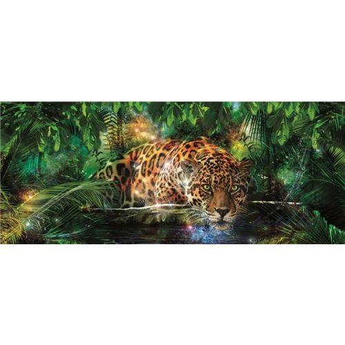 Jaguár poszter, fotótapéta 1333VEP /250x104 cm/