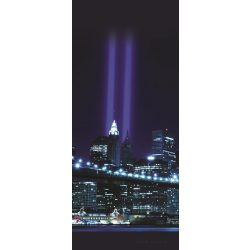 New York öntapadós poszter, fotótapéta 134SKT /91x211 cm/