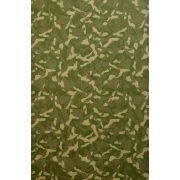 Gekkofix Camouflage green öntapadós tapéta 45 cm x 2 m