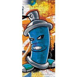 Graffiti öntapadós poszter, fotótapéta 1398SKT /91x211 cm/