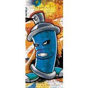 Graffiti vlies poszter, fotótapéta 1398VET /91x211 cm/