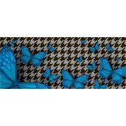 Pillangók vlies poszter, fotótapéta 1425VEP /250x104 cm/