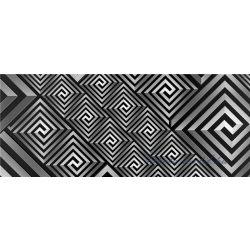 Absztrakt labirintus vlies poszter, fotótapéta 1479VEP /250x104 cm/