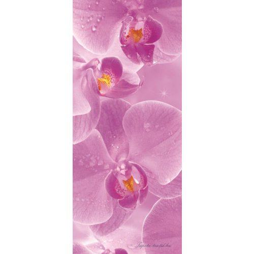 Orchidea öntapadós poszter, fotótapéta 149SKT /91x211 cm/