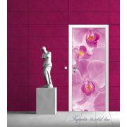 Orchidea vlies poszter, fotótapéta 149VET /91x211 cm/