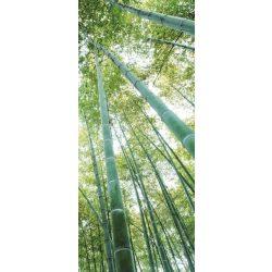 Bambusz erdő öntapadós poszter, fotótapéta 150SKT /91x211 cm/