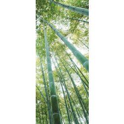Bambusz erdő vlies poszter, fotótapéta 150VET /91x211 cm/