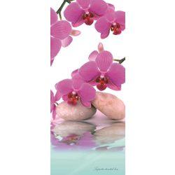 Orchidea öntapadós poszter, fotótapéta 151SKT /91x211 cm/