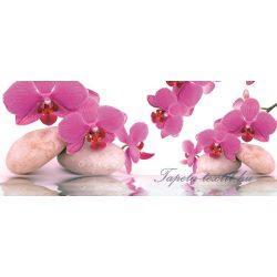 Orchideák vlies poszter, fotótapéta 151VEP /250x104 cm/