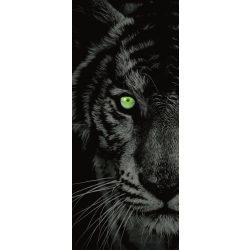 Tigris öntapadós poszter, fotótapéta 153GSKT /91x211 cm/