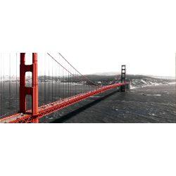 Golden Gate Bridge poszter, fotótapéta 154VEP /250x104 cm/