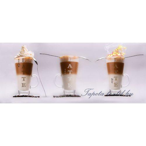 Latte vlies poszter, fotótapéta 1553VEP /250x104 cm/