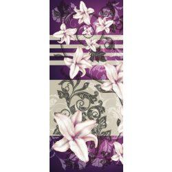 Virág minta vlies poszter, fotótapéta 1610VET /91x211 cm/