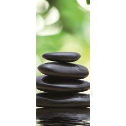 Spa Stones öntapadós poszter, fotótapéta 174SKT /91x211 cm/