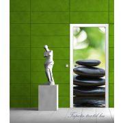 Spa Stones vlies poszter, fotótapéta 174VET /91x211 cm/
