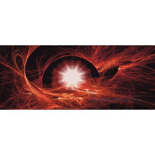 Cosmic Twist poszter, fotótapéta 179VEP /250x104 cm/
