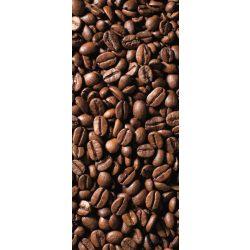 Kávé vlies poszter, fotótapéta 182VET /91x211 cm/