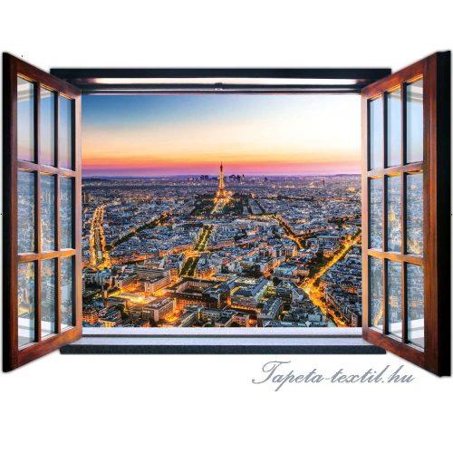 Kilátás az ablakból vlies poszter, fotótapéta 1934VEZ4 /201x145 cm/