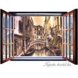 Kilátás az ablakból vlies poszter, fotótapéta 1938VEZ4 /201x145 cm/