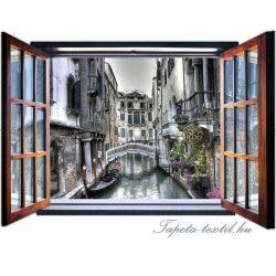 Kilátás az ablakból vlies poszter, fotótapéta 1940VEZ4 /201x145 cm/