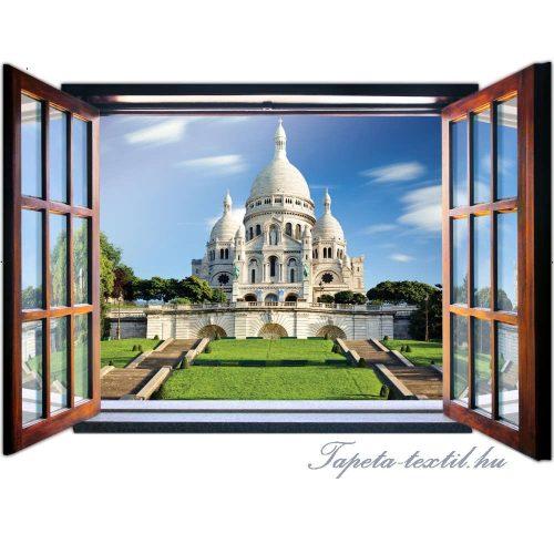 Kilátás az ablakból vlies poszter, fotótapéta 1945VEZ4 /201x145 cm/