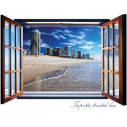 Kilátás az ablakból vlies poszter, fotótapéta 1951VEZ4 /201x145 cm/