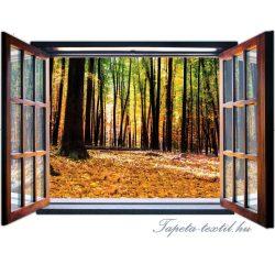 Kilátás az ablakból vlies poszter, fotótapéta 1953VEZ4 /201x145 cm/