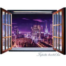 Ablakból a kilátás vlies poszter, fotótapéta 1955VEZ4 /201x145 cm/