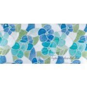 d-c-fix Lisboa blau öntapadós tapéta 45 cm x 15 m